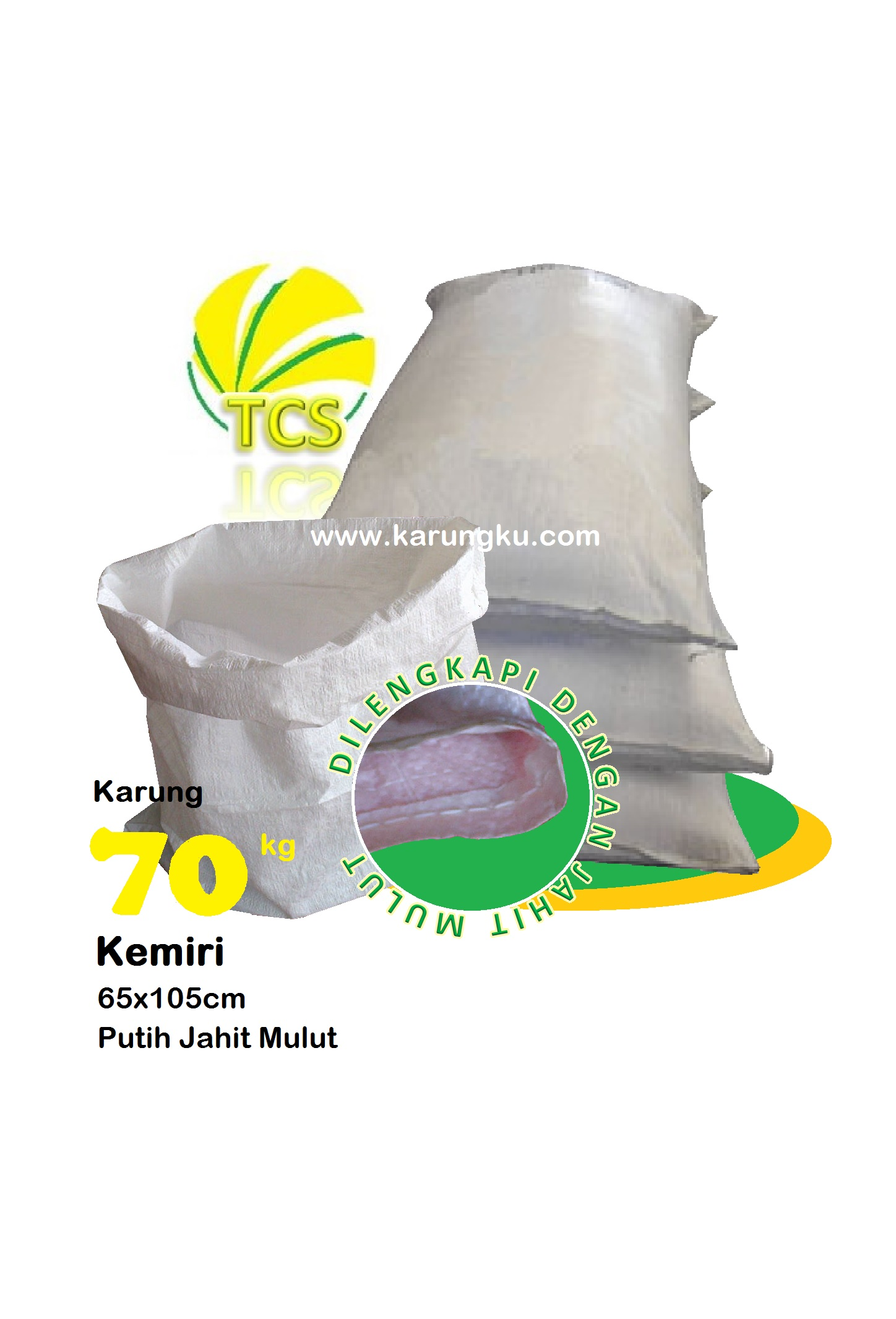 You are currently viewing Karung Plastik Polos 65×105 cm