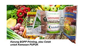 Read more about the article Karung Plastik untuk Kemasan Pupuk