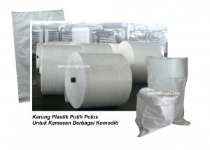 Read more about the article Karung Plastik Polos Putih