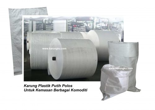 You are currently viewing Karung Plastik Polos Putih